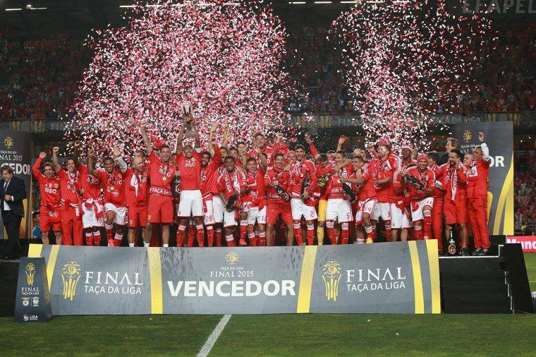 Taça da Liga 2014/2015 (Final) : Marítimo vs. SL Benfica