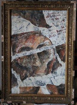 des peintures et des mots