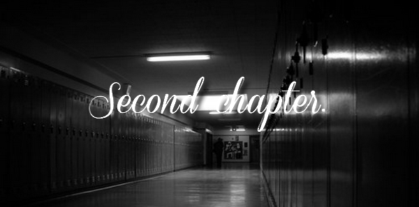 ▬ New girl in high school.