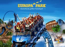 Super journée à Europa park