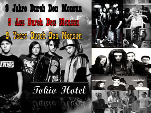 9 ans de Durch Den Monsun