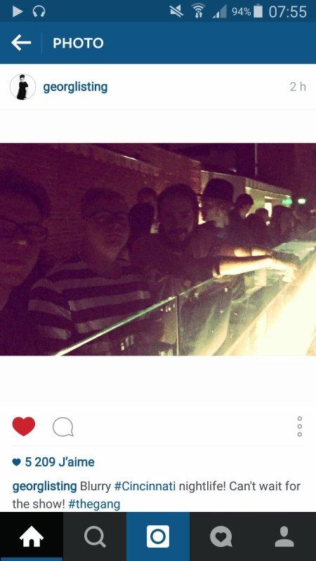 Instagram Georg Listing & Billkaulitz