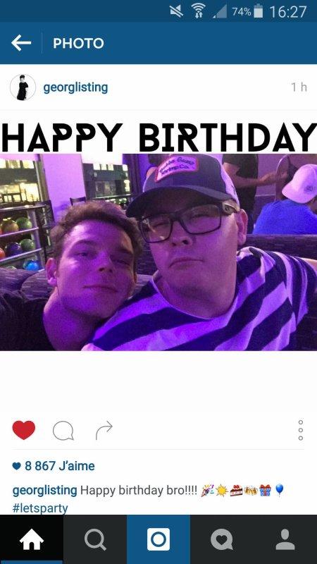 Georg Listing instagram