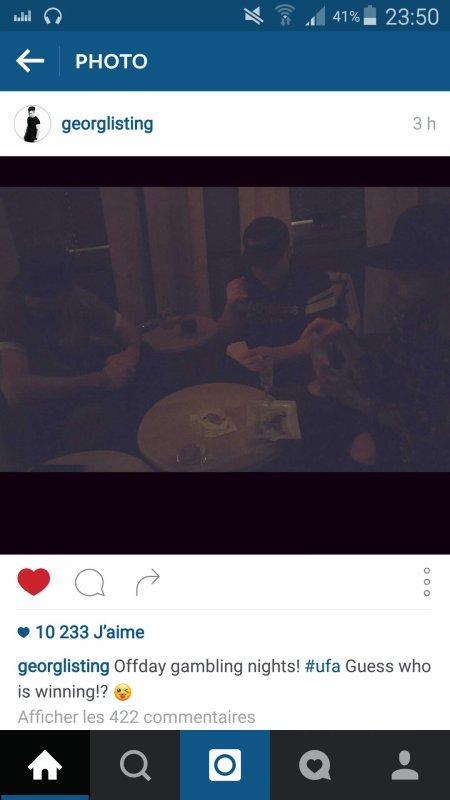 Instagram Georg Listing