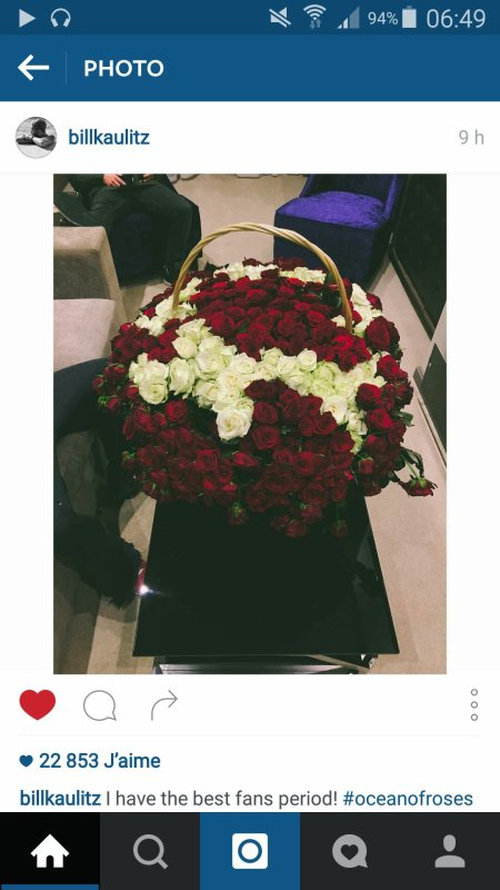 Billkaulitz instagram