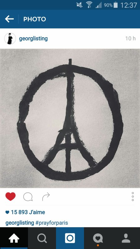 #prayforparis