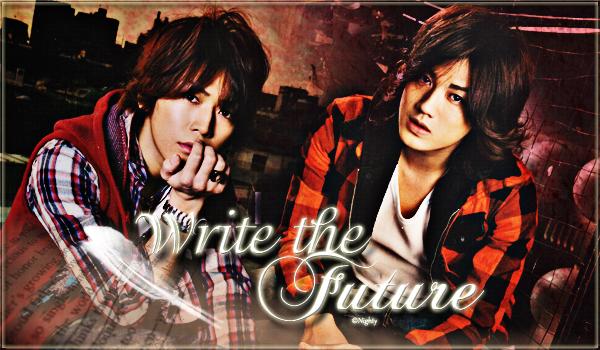 Yaoi  Write the Future