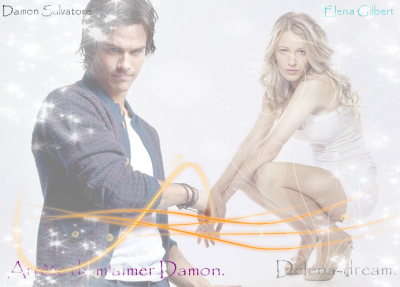 Arrête de m'aimer Damon