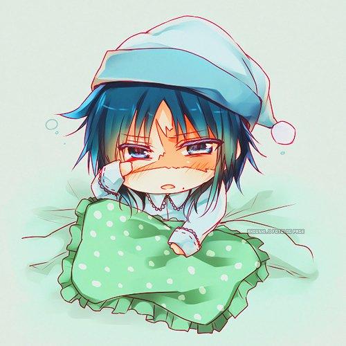 Petits Pocket Chibi ~ ♥