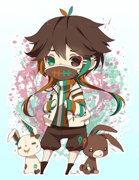 Petits Pocket Chibi ~ ♥ 2