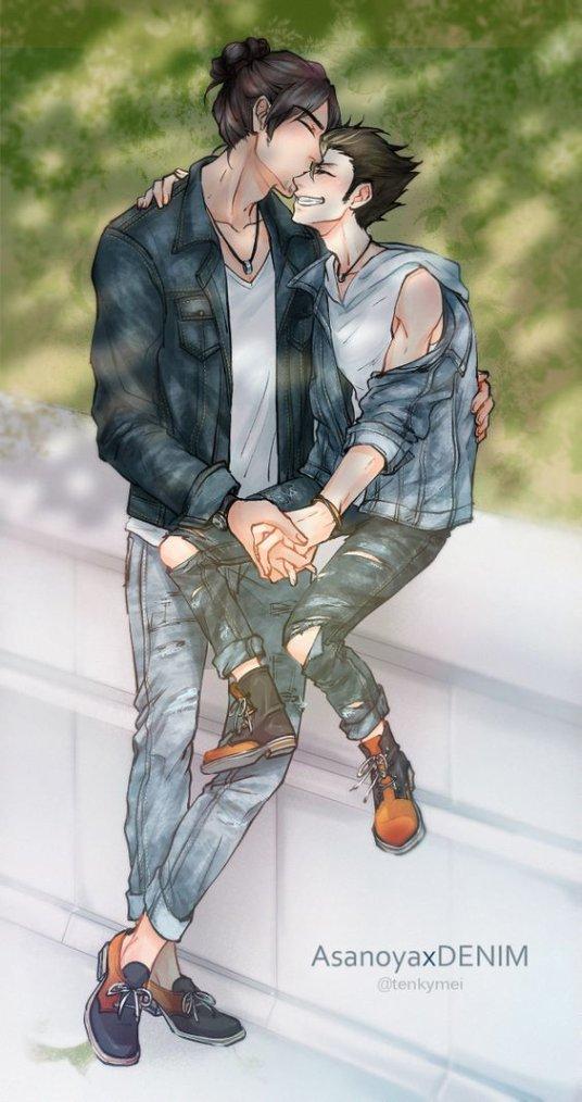 Léo (Moi) & Jackson Ph½nix RESERVER