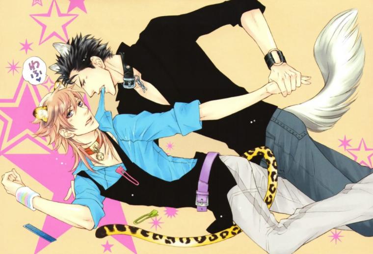 Yoshiro (Moi) & Takeru