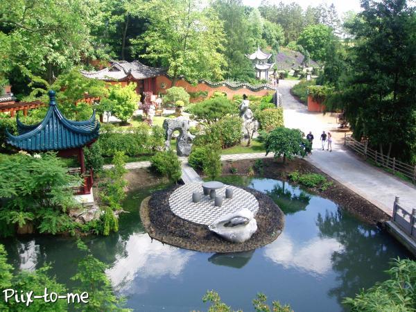 Jardin chinois zen 39 attitude tout en image for Conception jardin chinois