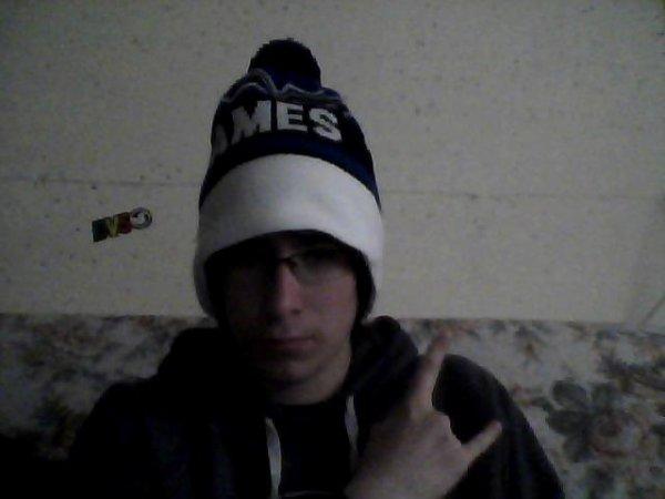 Moi et le bonnet des X game