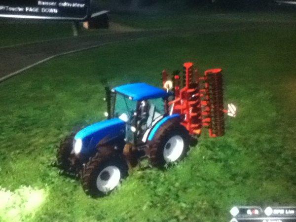 Et oui , je joue aussi à farming