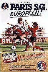 PSG COLLECTION DE TICKETS DE FOOTBALL HISTOIRE DU PARIS ST GERMAIN AU TRAVERS DES BILLETS DE MATCHS