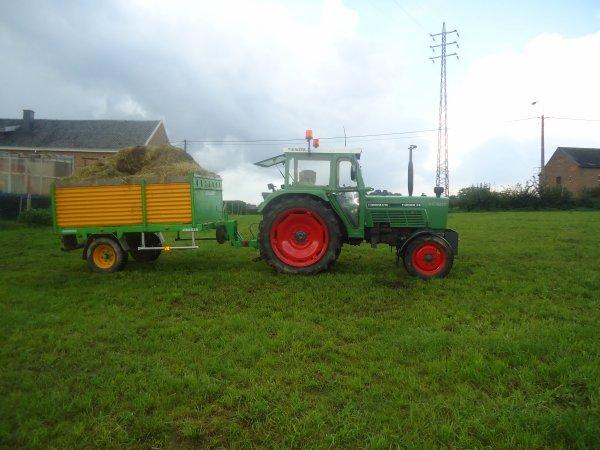 Mon Fendt Farmer 3S