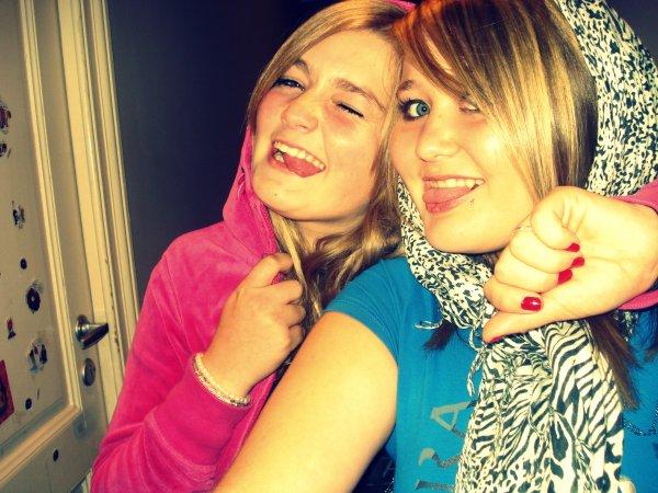 . Elodie & Laurie !.