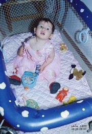 le petite fille de ma soeur