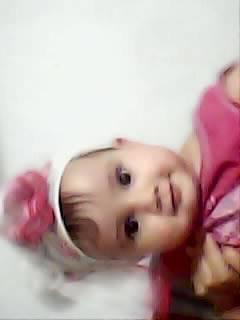 la petite fille de ma belle soeur
