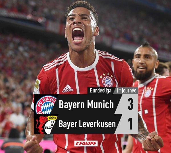 1er Journée de Bundesliga