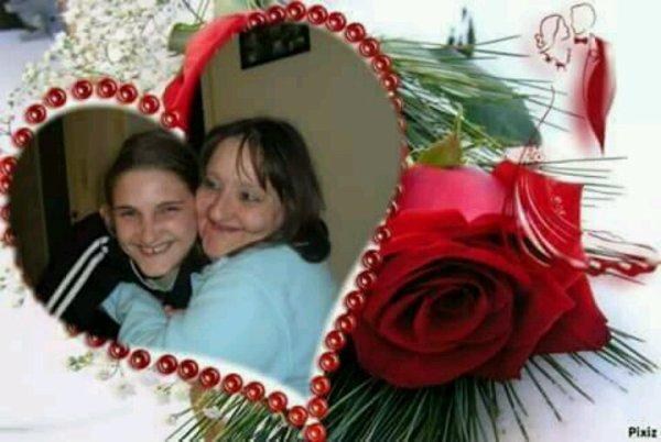 Voilà ma maman et moi
