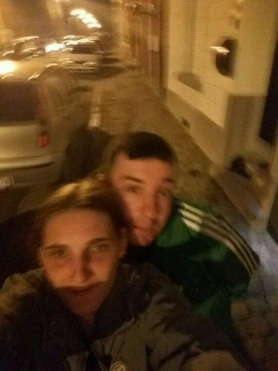 Moi et mon aime Grégory