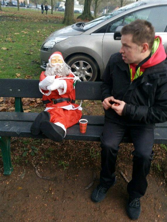 Au parc de Monceau s Sambre et Charleroi