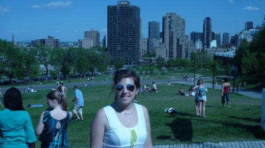 Mon aventure à Montréal