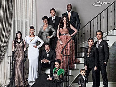 ● Diane359 ●  La Famille Kardashian  Article n°27