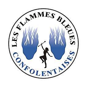 Les Flammes Bleues Confolentaises et Flammes Endiablées