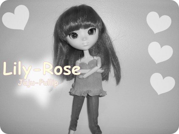 Blog de juju pullip page 3 lily rose - Lily rose prenom ...