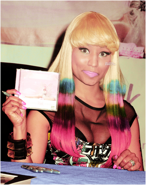 Nicki annonce le titre de son nouvel Album : « PINK FRIDAY : ROMAN RELOADED »