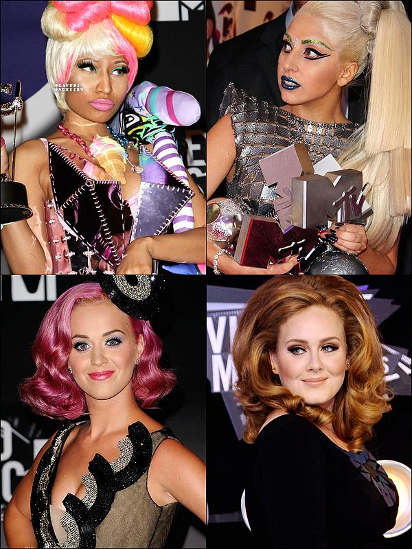 ♦ Elles ont toutes brillé cette année mais laquelle a le plus marqué l'année 2011 selon vous ? ____________________________________________________________________Article en collaboration avec Bee-knowles.skyrock.com ♦