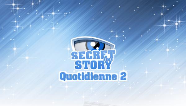 Quotidienne 2 - Partie 1