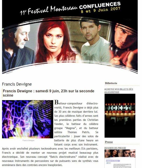 Archives festival Montereau confluences 2007