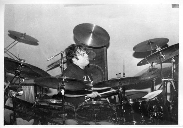 LIVE SOLO DRUM PAR CISCO 1993