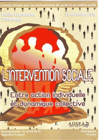 journée d'étude pour les professionnels du social et du médico - social