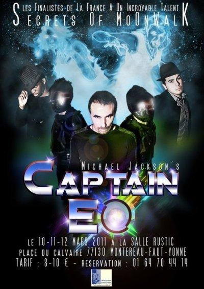 """Captain Eo"""