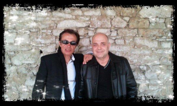 Francis-Rimbert et Francis Dewigne une rencontre mémorable à Synthfest 2014 à Nantes