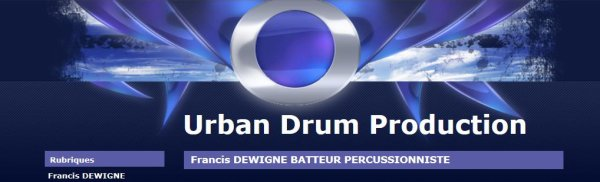 Urban Drum Production