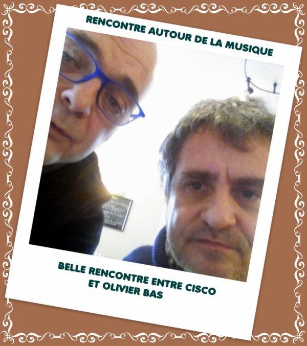 une journée avec Olivier Bas