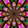 la Rosace hypnotique
