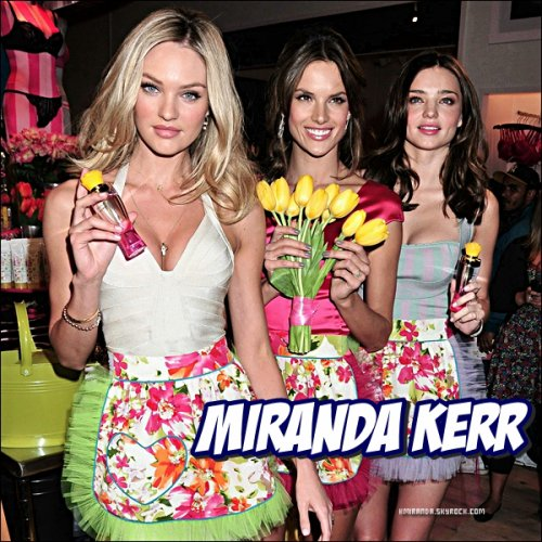 » Toute l'actualité de Miranda Kerr sur KMiranda !