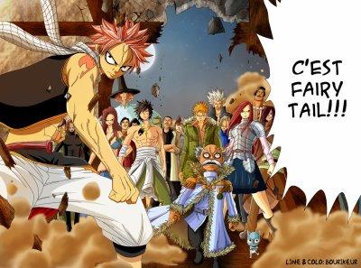L'histoire de Fairy Tail et L'univers de Fairy Tail