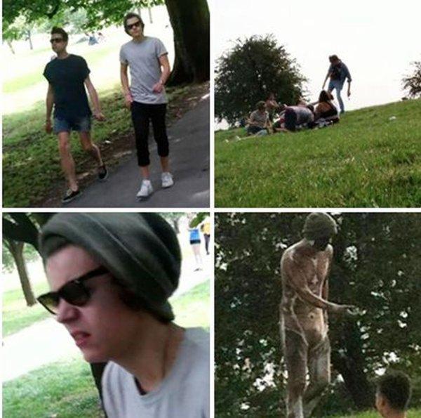 Harry est à 6 Millions de followers alors que Zayn est encore à 4 Millions