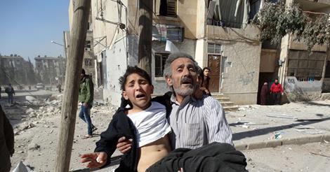 La guerre en Syrie doit finir