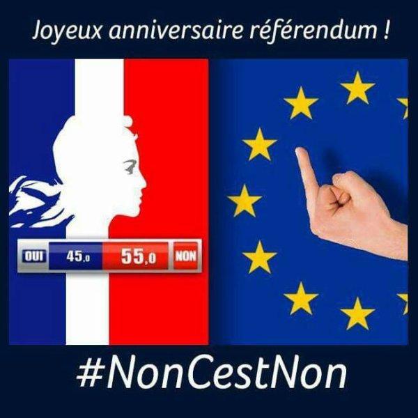 joyeux anniversaire referendum !