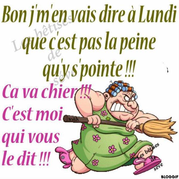 BONJOUR LES AMIS