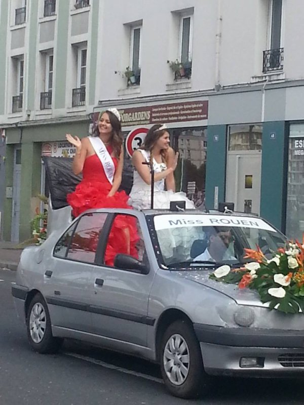CORSO FLEURI AU HAVRE SUITE